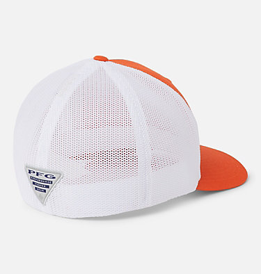 PFG Mesh™ Ball Cap - Clemson CLG PFG Mesh™ Ball Cap | 833 | L/XL, CLE - Spark Orange, back