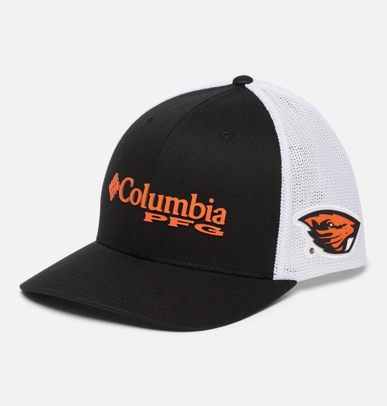 CLG PFG Mesh™ Ball Cap | 975 | L/XL PFG Mesh™ Ball Cap - Oregon State, OSU - Black, front