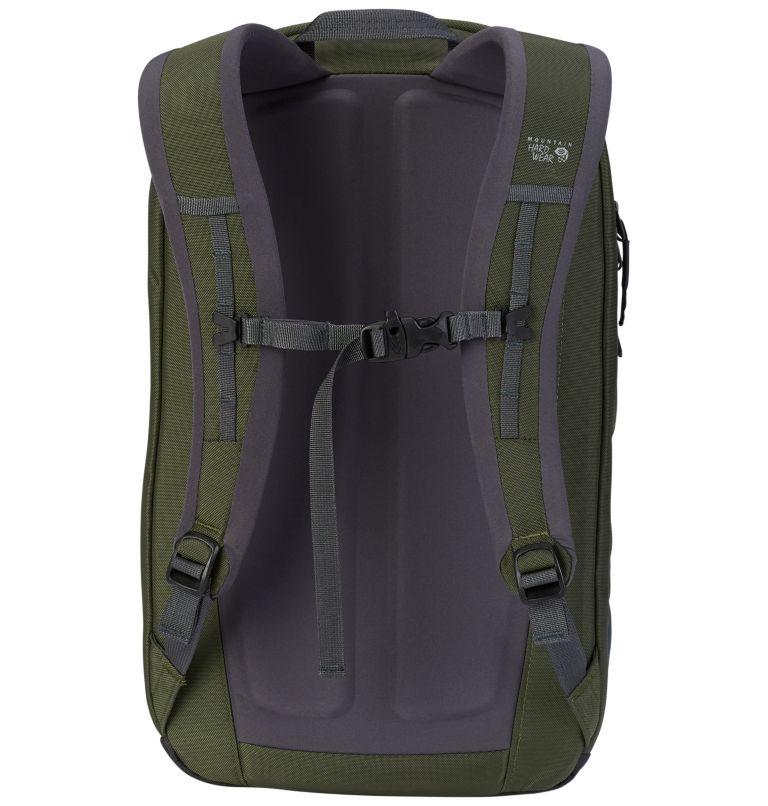 Folsom™ 20 Backpack   347   R Folsom™ 20 Backpack, Surplus Green, Shark, back