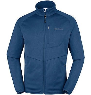 Polaire Zippée Drammen Point™ Homme , front