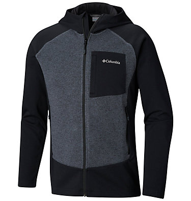 Marley Crossing™ Hooded Hybrid Jacket , front