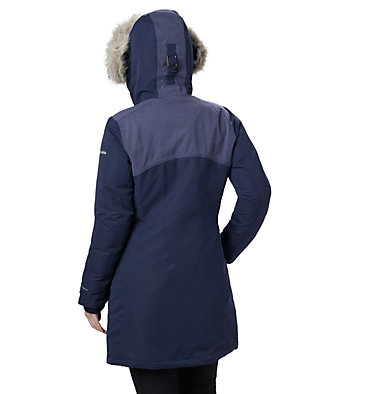 Women's Lindores Jacket Lindores™ Jacket | 020 | XS, Nocturnal, Dark Nocturnal Heather, back