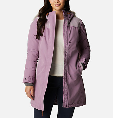 Women's Lindores Jacket Lindores™ Jacket | 020 | XS, Winter Mauve, Winter Mauve Heather, front
