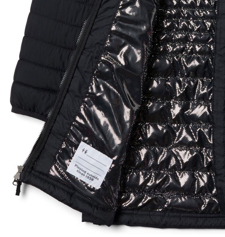 Manteau mi-long Powder Lite™ pour fille Manteau mi-long Powder Lite™ pour fille, a1