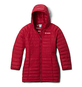 Girls' Powder Lite™ Mid Jacket