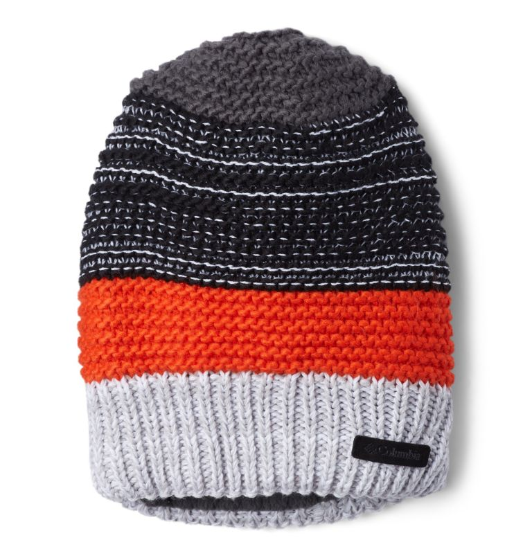 Gyroslope™ II Beanie | 011 | O/S Tuque Gyroslope™ II pour jeune, Black, Grill, front