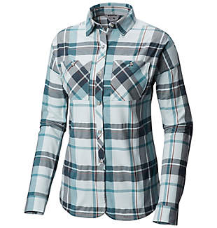 Women's Acadia Stretch™ Long Sleeve Shirt