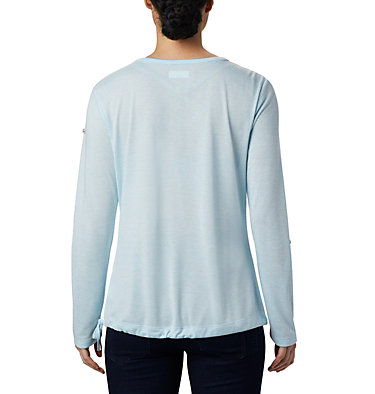 Women's Kickin It™ Solid Pullover Kickin It™ Solid Pullover | 544 | S, Spring Blue, back