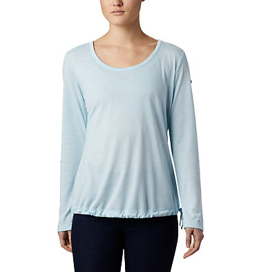 Women's Kickin It™ Solid Pullover Kickin It™ Solid Pullover | 544 | S, Spring Blue, front