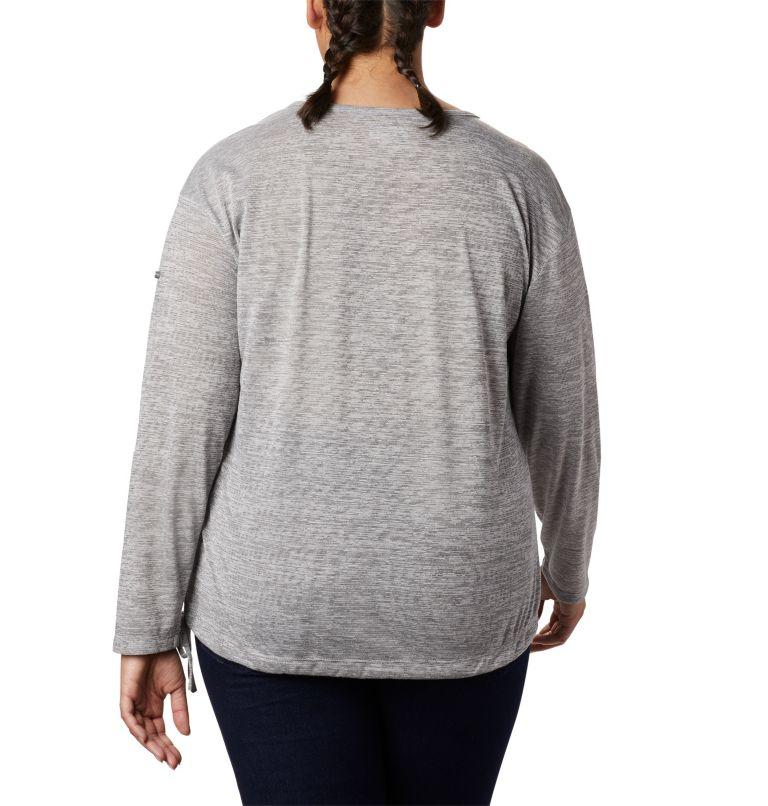 Women's Kickin It™ Solid Pullover - Plus Size Women's Kickin It™ Solid Pullover - Plus Size, back