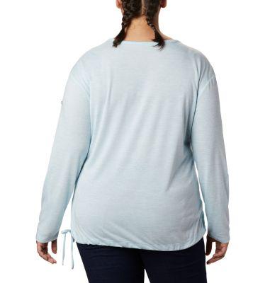 Women's Kickin It™ Solid Pullover - Plus Size | Columbia Sportswear