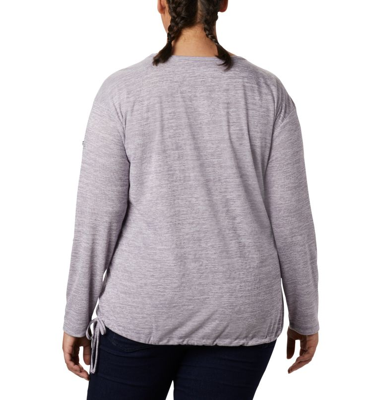 Women's Kickin It™ Solid Pullover - Plus Size Women's Kickin It™ Solid Pullover - Plus Size, back