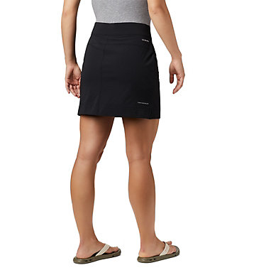 Women's Anytime Casual™ Stretch Skort Anytime Casual™ Strt Skort | 464 | L, Black, back