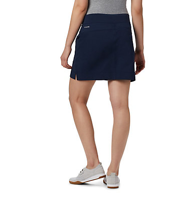 Women's Anytime Casual™ Stretch Skort Anytime Casual™ Strt Skort | 464 | L, Collegiate Navy, back