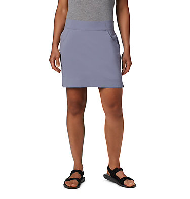 Women's Anytime Casual™ Stretch Skort Anytime Casual™ Strt Skort | 464 | L, New Moon, front