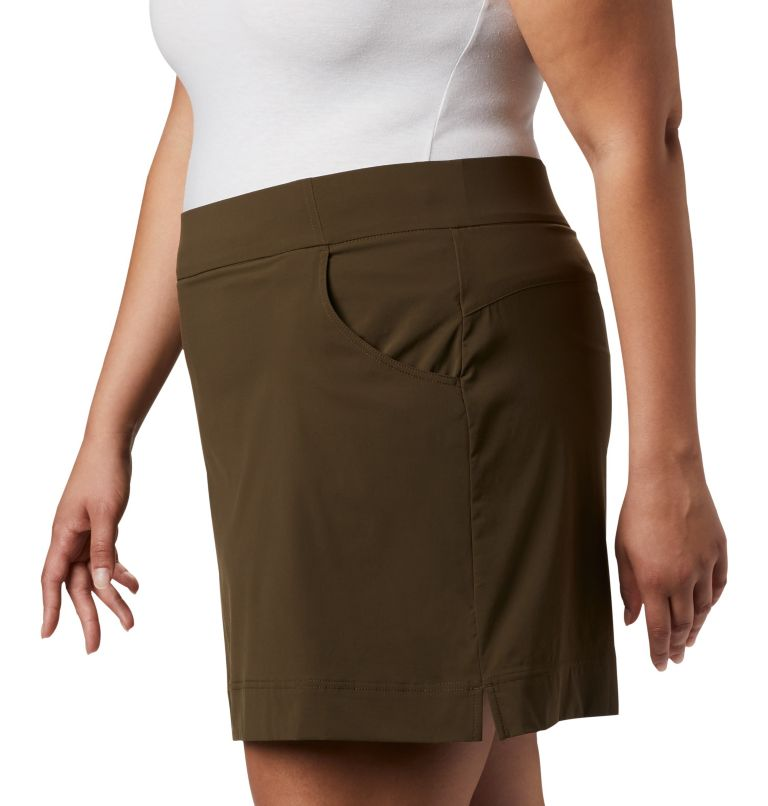 Women's Anytime Casual™ Stretch Skort – Plus Size Women's Anytime Casual™ Stretch Skort – Plus Size, a2