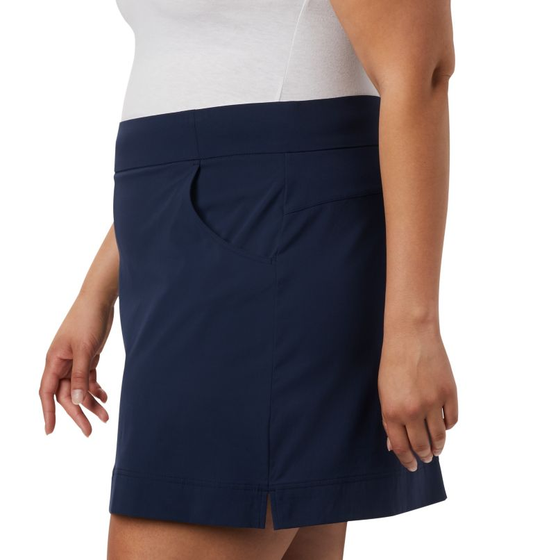 Women's Anytime Casual™ Stretch Skort - Plus Size Women's Anytime Casual™ Stretch Skort - Plus Size, a2