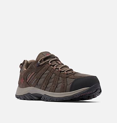 Canyon Point™ wasserdichter Schuh für Herren CANYON POINT™ WATERPROOF | 255 | 10, Mud, Red Element, 3/4 front