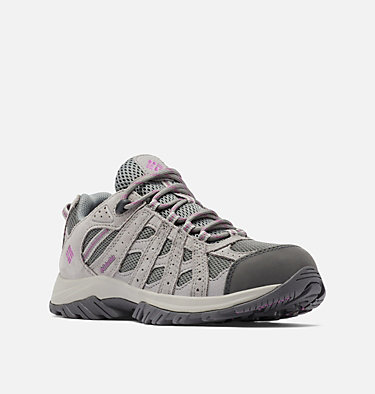 Women's Canyon Point™ Waterproof Boot CANYON POINT™ WATERPROOF | 032 | 10, Charcoal, Intense Violet, 3/4 front