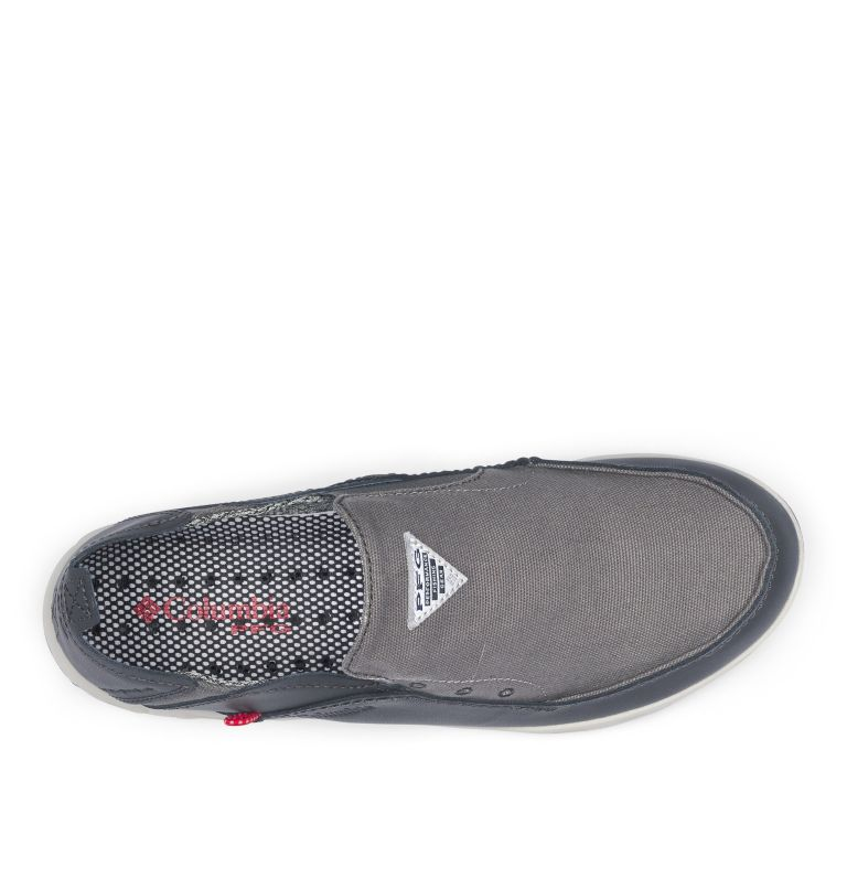 BAHAMA™ VENT PFG | 049 | 11 Men's Bahama™ Vent PFG Shoe, Titanium MHW, Bright Red, top