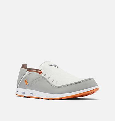 Men's Bahama™ Vent PFG Shoe BAHAMA™ VENT PFG | 063 | 10, Grey Ice, Light Orange, 3/4 front
