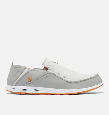 Men's Bahama™ Vent PFG Shoe BAHAMA™ VENT PFG | 063 | 10, Grey Ice, Light Orange, front