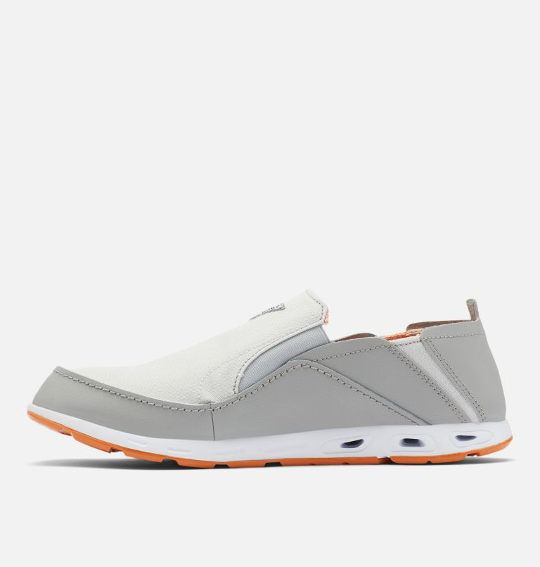 BAHAMA™ VENT PFG | 063 | 17 Men's Bahama™ Vent PFG Shoe, Grey Ice, Light Orange, medial