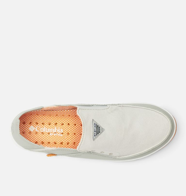BAHAMA™ VENT PFG WIDE | 063 | 11.5 Men's Bahama™ Vent PFG Shoe - Wide, Grey Ice, Light Orange, top