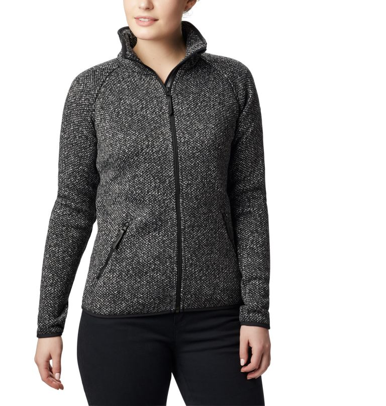 Women's Chillin™ Fleece Non Hooded Jacket Women's Chillin™ Fleece Non Hooded Jacket, front