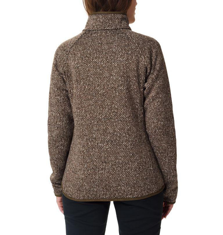 Women's Chillin™ Fleece Non Hooded Jacket Women's Chillin™ Fleece Non Hooded Jacket, back