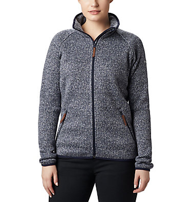 Women's Chillin™ Fleece Chillin™ Fleece Non Hooded | 010 | XL, Nocturnal, front