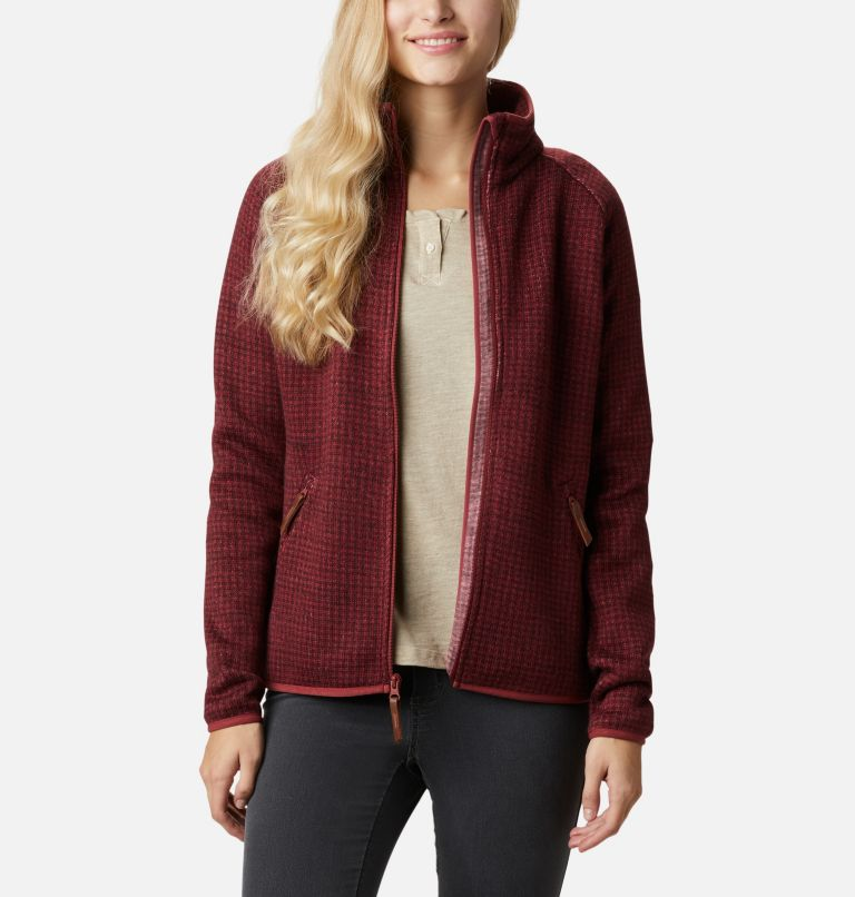 Women's Chillin™ Fleece Jacket Women's Chillin™ Fleece Jacket, front