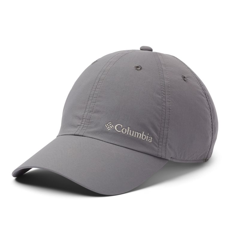 Tech Shade™ II Hat | 023 | O/S Unisex Tech Shade™ II Cap, City Grey, front