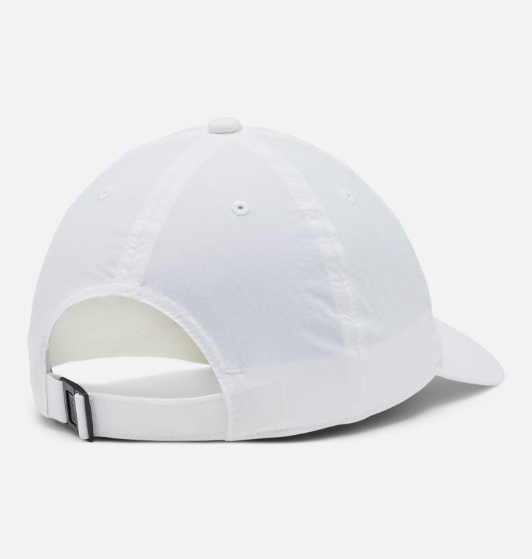 Tech Shade™ II Hat   100   O/S Unisex Tech Shade™ II Cap, White, back