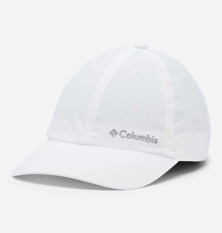 Tech Shade™ II Hat   100   O/S Unisex Tech Shade™ II Cap, White, front