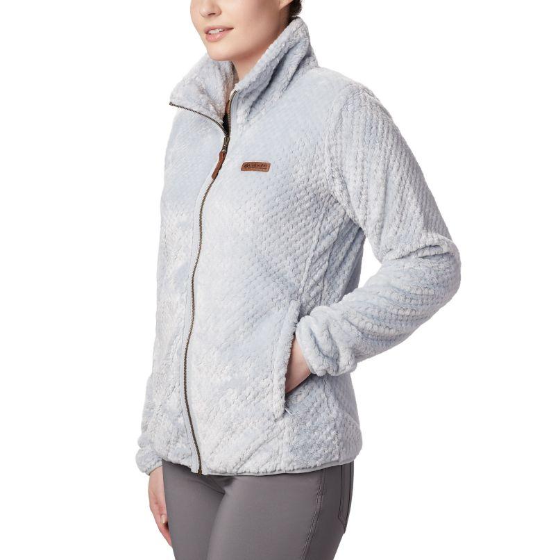 Fire Side™ II Sherpa FZ | 031 | L Women's Fire Side™ II Sherpa Full Zip Fleece, Cirrus Grey, front