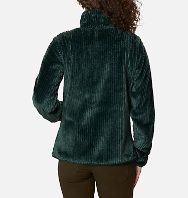 Veste polaire Fire Side femme  Fire Side™ II Sherpa FZ | 370 | L, Spruce Stripe, back