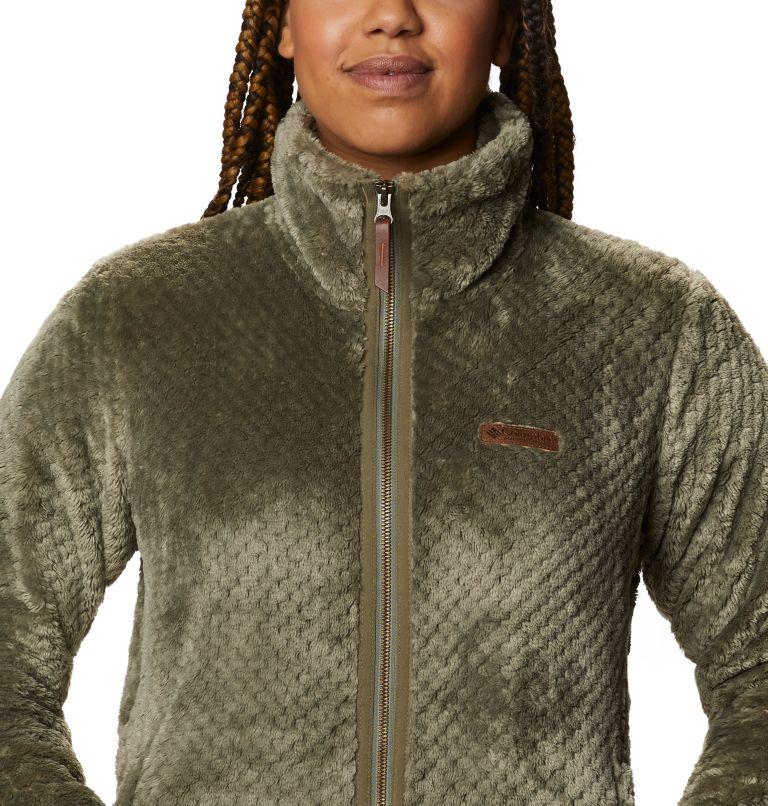 Fire Side™ II Sherpa FZ   397   XXL Women's Fire Side™ II Sherpa Full Zip Fleece, Stone Green, a2