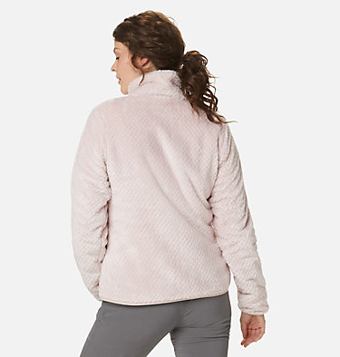 Women's Fire Side™ II Sherpa Full Zip Fleece Fire Side™ II Sherpa FZ | 671 | L, Mineral Pink, back