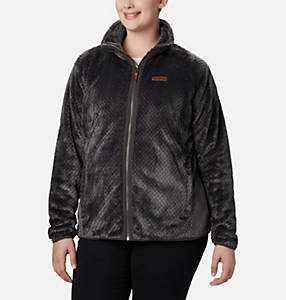 Women's Fire Side™ II Plush Full Zip Fleece - Plus Size