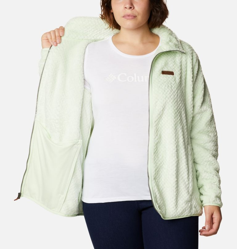 Women's Fire Side™ II Plush Full Zip Fleece - Plus Size Women's Fire Side™ II Plush Full Zip Fleece - Plus Size, a3