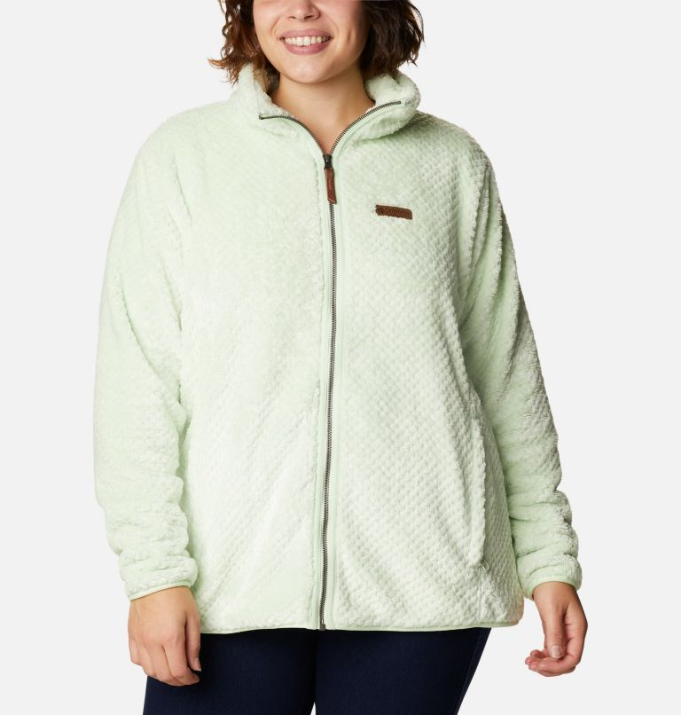 Women's Fire Side™ II Plush Full Zip Fleece - Plus Size Women's Fire Side™ II Plush Full Zip Fleece - Plus Size, a4
