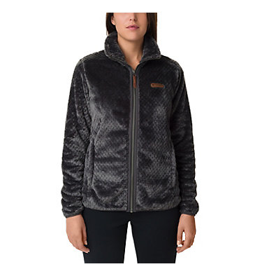 Fleece Fire Side™ II Sherpa Full Zip da donna , front