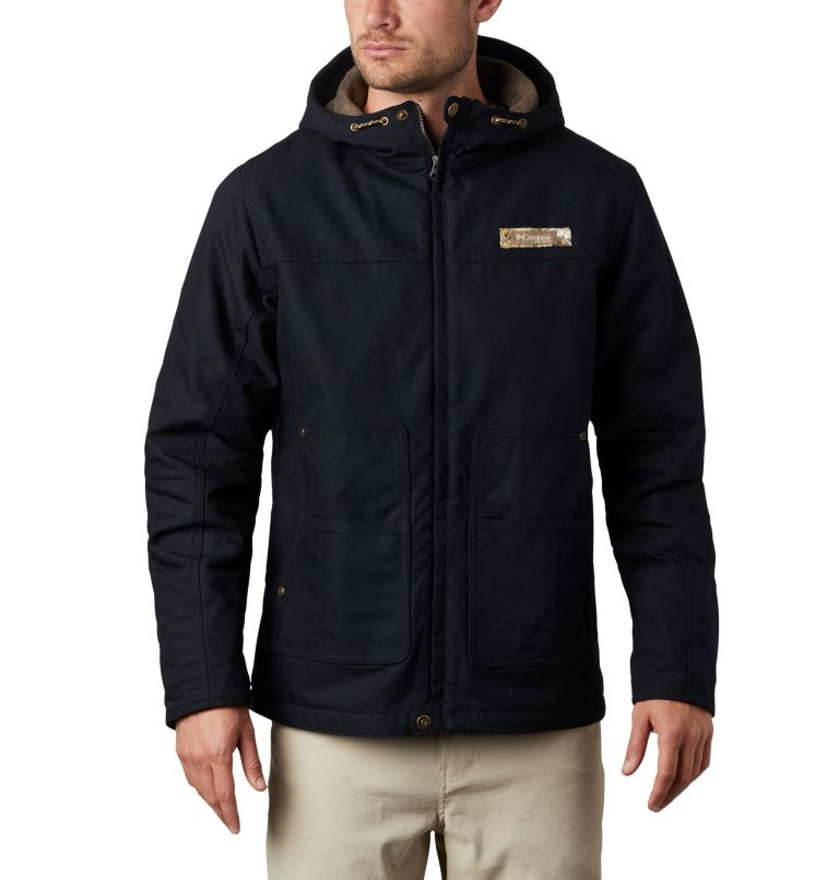 Men's PHG Rough Tail™ Work Hooded Jacket Men's PHG Rough Tail™ Work Hooded Jacket, front