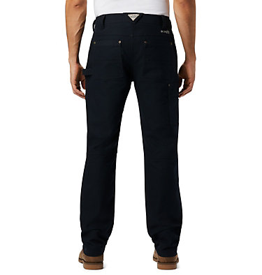 Men's PHG Rough Tail™ Work Pants Roughtail™ Work Pant | 632 | 38, Black, back