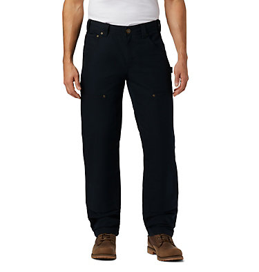 Men's PHG Rough Tail™ Work Pants Roughtail™ Work Pant | 632 | 38, Black, front
