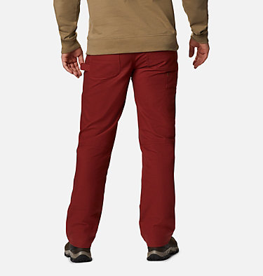 Men's PHG Rough Tail™ Work Pants Roughtail™ Work Pant | 632 | 38, Red Oxide, back