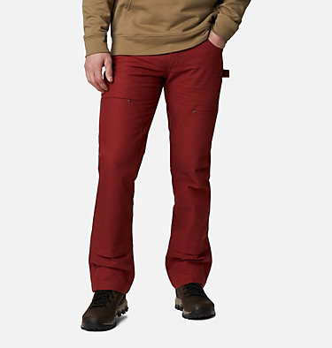 Men's PHG Rough Tail™ Work Pants Roughtail™ Work Pant | 632 | 38, Red Oxide, front