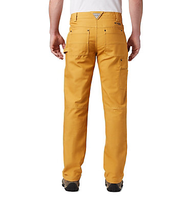 Men's PHG Rough Tail™ Work Pants Roughtail™ Work Pant | 718 | 32, Pilsner, back