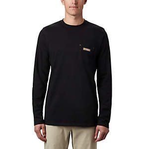 Roughtail™ Work LS Pocket Tee